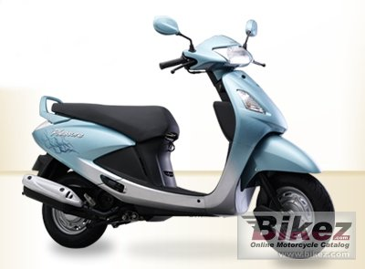 Hero Honda Pleasure 2009