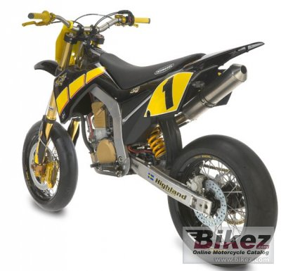Highland SuperMotard 450 2009