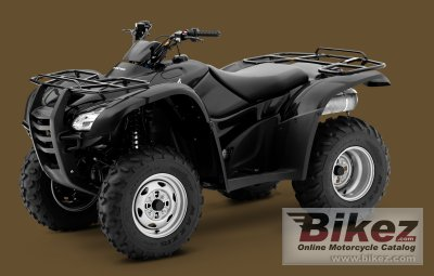 Honda FourTrax Rancher 2009