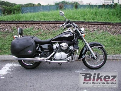 Honda Shadow 125 2002