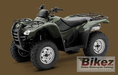 Honda FourTrax Rancher AT 2011