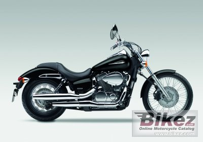 Honda VT750C2 Shadow 2011