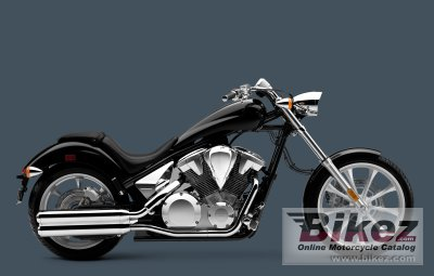 Honda Fury ABS 2010
