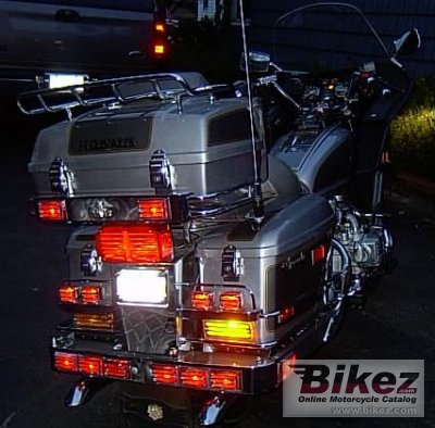 Honda GL 1100 Gold Wing 1982