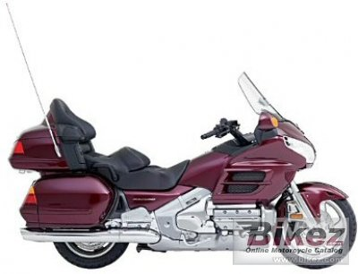 Honda GL 1800 Gold Wing ABS 2005