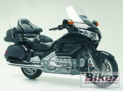 Honda Gold Wing Premium Audio 2006