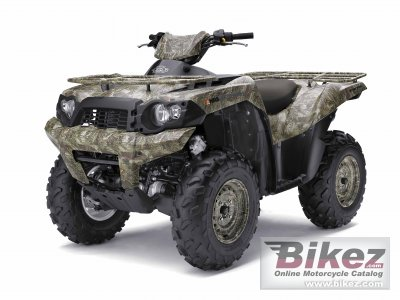Kawasaki Brute Force 750 NRA Outdoors 2009