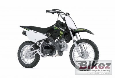 Kawasaki KLX 110 Monster Energy 2009