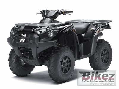 Kawasaki Brute Force 750 4x4i EPS 2012