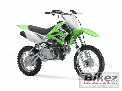 Kawasaki KLX 110L Off-Road 2012