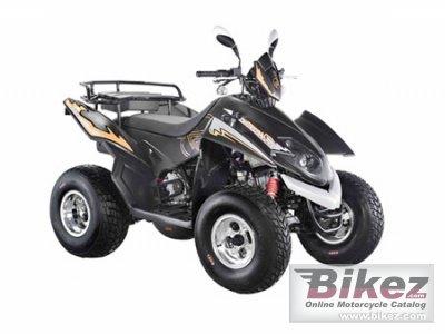 Квадроцикл Stels ATV 250.