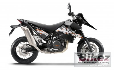 KTM 690 Supermoto Limited Edition 2011