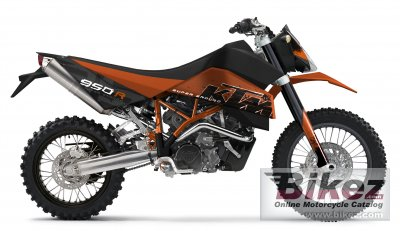 KTM 950 Super Enduro R 2006
