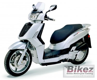 Kymco People S 50 2006